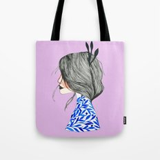 Miss June Tote Bag