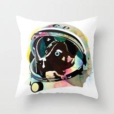 Laika Throw Pillow