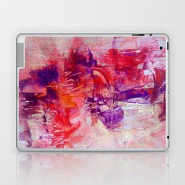 Violet ballet Laptop & iPad Skin