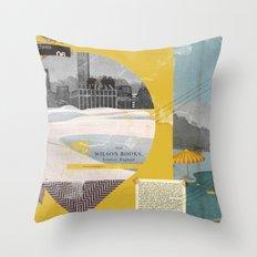 http://matthewbillington.com Throw Pillow