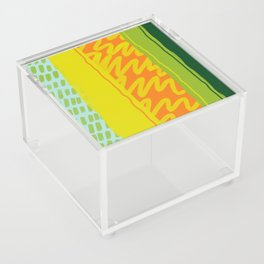 Happy Vibes Acrylic Box