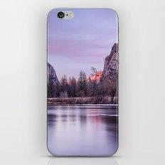 Yosemite National park sunset iPhone & iPod Skin