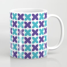 Pattern of flowers Mug