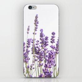Purple Lavender #1 #decor #art #society6 iPhone Skin