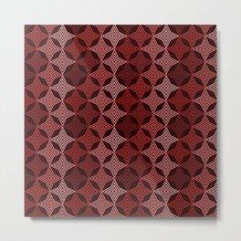 Op Art 159 Metal Print