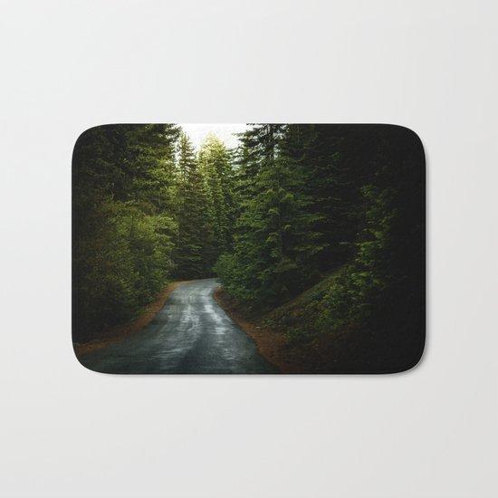 dream road Bath Mat