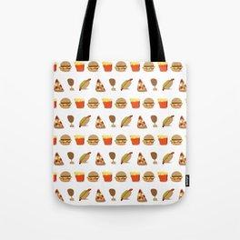 Fastfood Tote Bag
