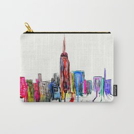 new york inked  Carry-All Pouch
