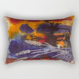 Growing Music Rectangular Pillow