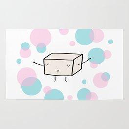 Mr Tofu Rug