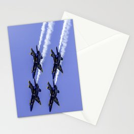 Blue Angels Stationery Cards