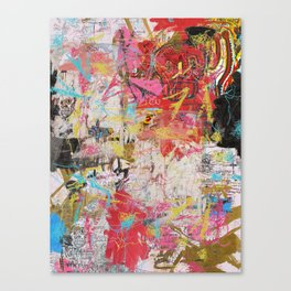 The Radiant Child Canvas Print