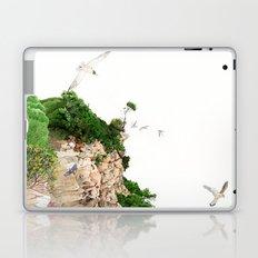 Ligurian Coastline Laptop & iPad Skin