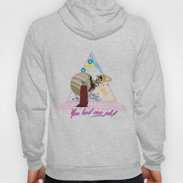 You had one job! Bubbles the Space Dolphin Hoody