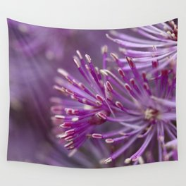 Dreamy Florals - JUSTART © Wall Tapestry