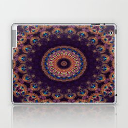 Jewelled Peacock Laptop & iPad Skin