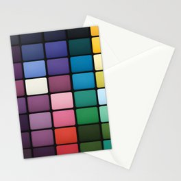 PAINT BOX Stationery Cards