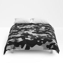 Camouflage (Gray) Comforters