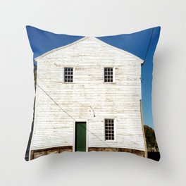 Old St. Paul's (Side View) Throw Pillow