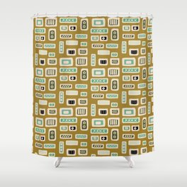 Signs Shower Curtain