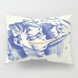 Vintage poster - Loose lips Pillow Sham