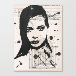 Annelise Canvas Print