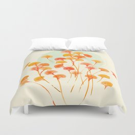 The bloom lasts forever Duvet Cover
