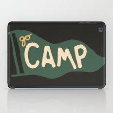 Go Camp... iPad Case