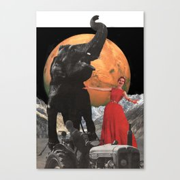 58 - coming this Christmas Canvas Print