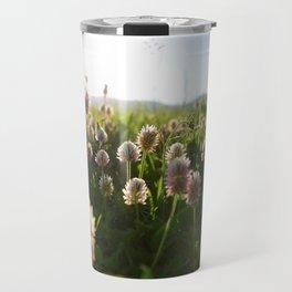 Close picture of Portulaca grandiflora Travel Mug