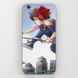 Kiki's Logistics iPhone Skin