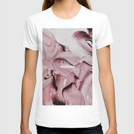Harry Styles Woman Art 2 T-shirt