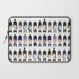 President Butts LV Laptop Sleeve