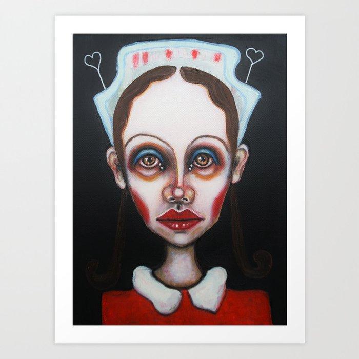 sister s Art Print