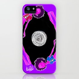 Gravitate iPhone Case