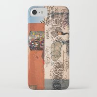 brooklyn iPhone & iPod Cases featuring Brooklyn by Phil Provencio