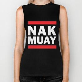 Muay Thai Strikers Nak Muay Fighter Biker Tank