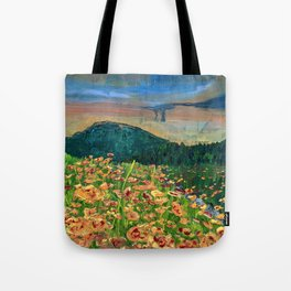 I Will Meet You There Tote Bag