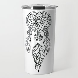 Imane's Dreamcatcher Travel Mug