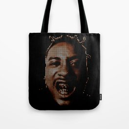#2 Ol' Dirty Bastard - RIP (Rest In Pixels) Tote Bag