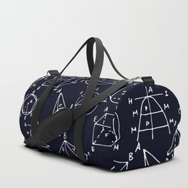 geometry Duffle Bag