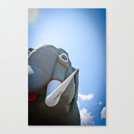 Lucy the Elephant Canvas Print