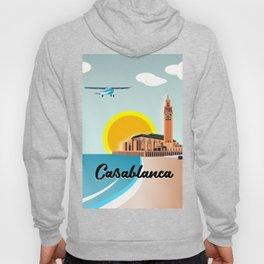 Casablanca Morocco Hoody