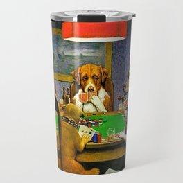 A FRIEND IN NEED - C.M. COOLIDGE Travel Mug