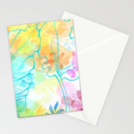 Posie Cluster Stationery Cards