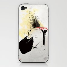 Trapjacket iPhone & iPod Skin