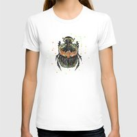 insect T-shirts featuring INSECT X by dogooder