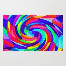 Crazy colours Rug