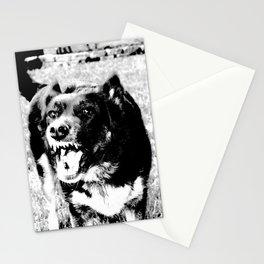 Mad Dog III Stationery Cards