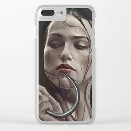 ROVAN 2 Clear iPhone Case